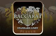 Играть в азартную игру Baccarat P.S. Table game