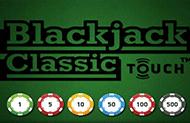 Играть в азартную игру Blackjack Classic