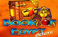 Игровой автомат Book of Egypt Deluxe