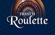 Азартный аппарат French Roulette