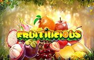 Играть Frutilicious онлайн