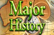 Игровой автомат Major History
