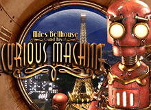 Азартный аппарат His Curious Machine