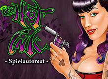 Играть в азартную игру Hot Ink