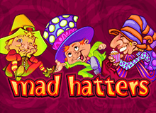 Онлайн слот Mad Hatters