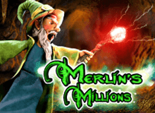 Онлайн слот Merlin's Millions