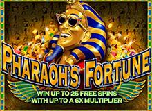 Играть в азартную игру Pharaoh's Fortune