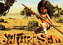 Играть в азартную игру Safari Sam