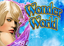 Азартный аппарат Wonder World