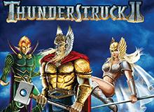 Thunderstruck играть онлайн