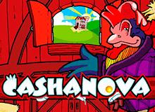Азартный аппарат Cashanova