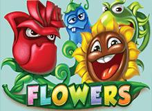 Азартный аппарат Flowers