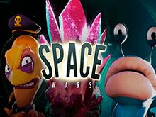 Онлайн слот Space Wars